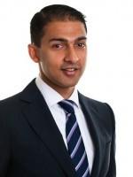 Dr. Nikhil L. Kumar, F.R.A.N.Z.C.O.